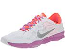 Nike Zoom Fit (White/Fuchsia Glow/Hot Lava/Metallic Silver)