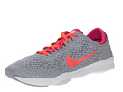 Nike Zoom Fit (Wolf Grey/Pink Foil/White/Hot Lava)