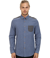 Ben Sherman - Long Sleeve Foliage Oaisley Mixed