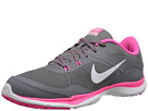 Nike Flex Trainer 5 (Cool Grey/Lava Glow/Dark Grey/White)