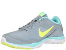 Nike Flex Trainer 5 (Dove Grey/Light Aqua/Teal Tint/Volt)