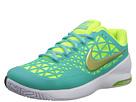 Nike Zoom Cage 2 (Light Aqua/White/Classic Charcoal/Volt)