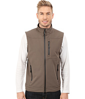Roper - Solid Taupe Soft Shell Vest