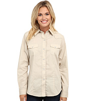 Roper - 9844C2 Solid Broadcloth - Lt. Tan