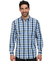 Nautica - Long Sleeve Medium Plaid Shirt