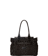 petunia pickle bottom - Cut-Velvet Café Carryall