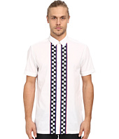 LOVE Moschino - Check Short Sleeve Button Up