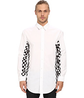 LOVE Moschino - Check Long Sleeve Button Up