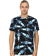 LOVE Moschino - All Over Bolt Print T-Shirt