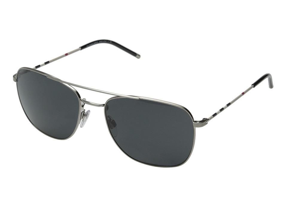 Burberry 0BE3079 Ivory/Grey Fashion Sunglasses