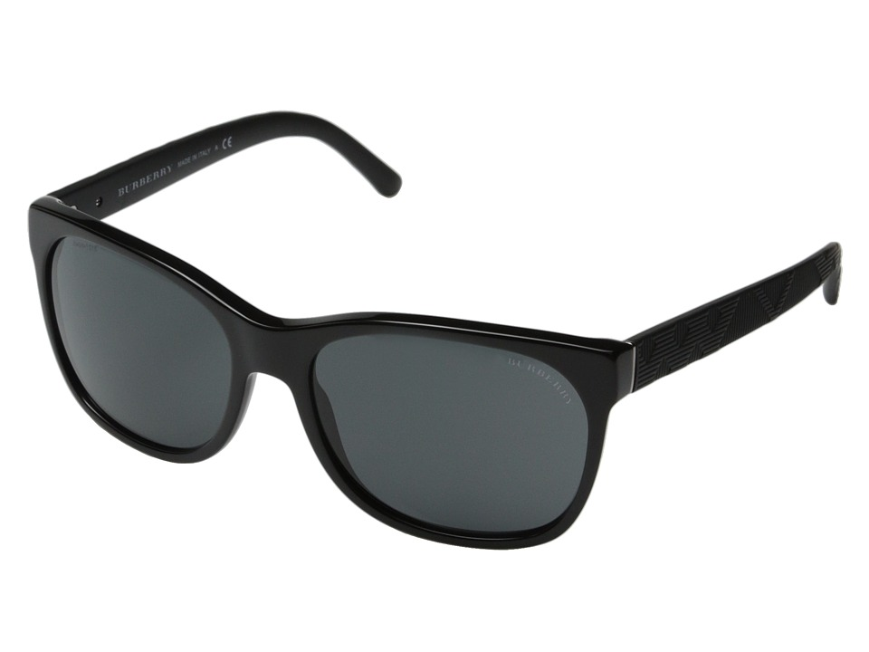 Burberry 0BE4183 Black/Grey Fashion Sunglasses