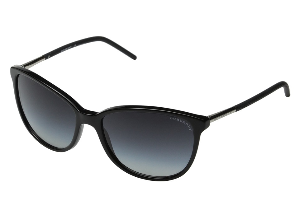Burberry 0BE4180 Black/Grey Gradient Fashion Sunglasses