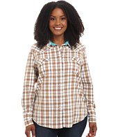 Roper - Plus Size 9535 Dobby Plaid