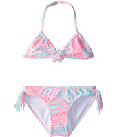 Kate Mack - Paradise Palms Swim Bikini Print (Big Kids)