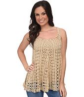 Stetson - 9614 Crochet Lace Tank