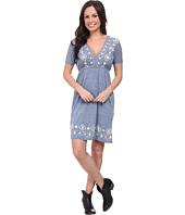 Roper - 9600 V-Neck P/R Jersey Dress