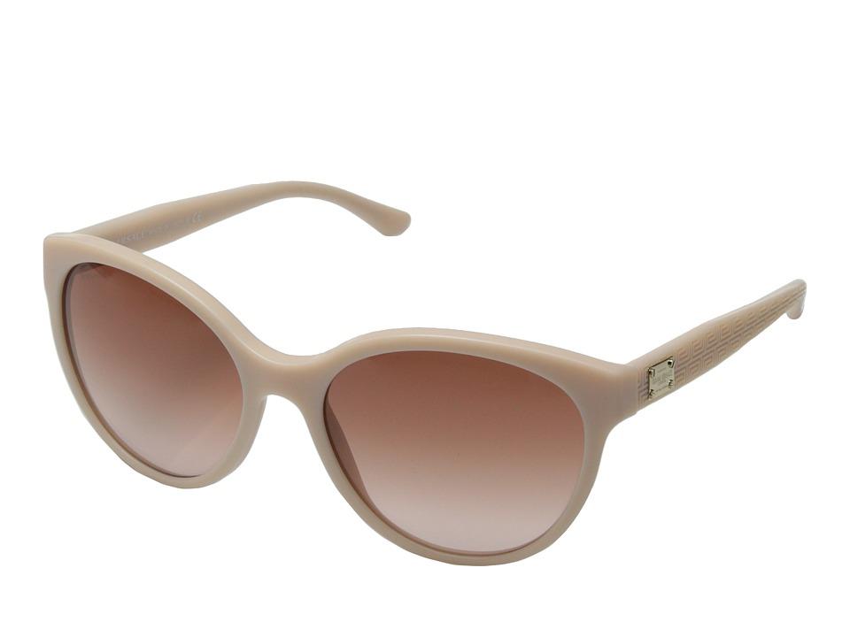 Versace VE4282 Matte Pink/Brown Gradient Fashion Sunglasses