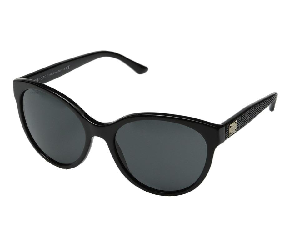 Versace VE4282 Black/Grey Fashion Sunglasses