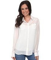 Stetson - 9603 Solid Georgette Wstn Shirt