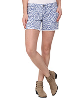 Stetson - Aztec Printed Denim Short