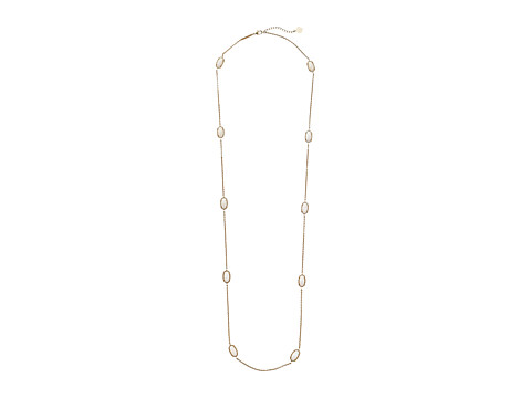 Kendra Scott Kellie Necklace - Gold/White Mother Of Pearl