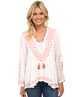 Roper - 9879 Rayon High-Lo Top w/ Embroidery