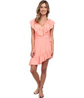 Luli Fama - Cosita Buena Unwrap Me Mini Dress Cover-Up