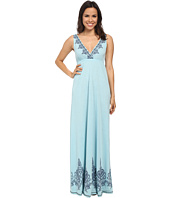 Roper - 9772 Poly Rayon Jersey S/L Maxi Dress