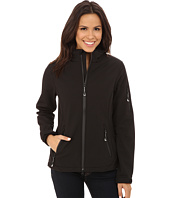 Roper - Black Softshell Jacket