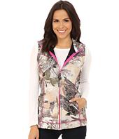 Roper - Printed Winted Camo Bonded Fleece Vest