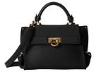 Image of Salvatore Ferragamo - 21D570 Sofia (Nero) Handbags
