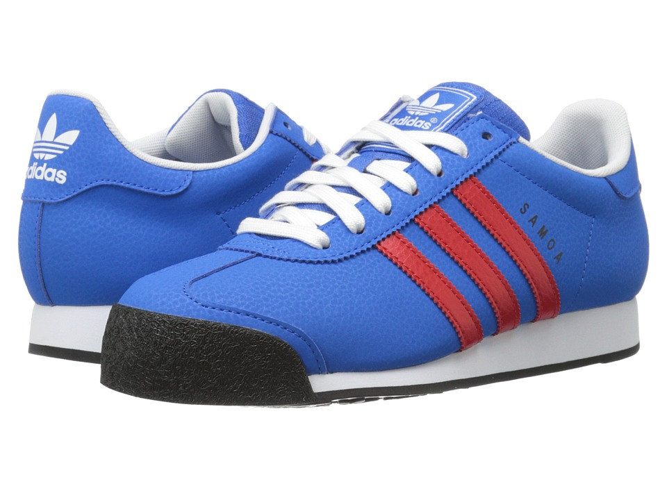 adidas Originals - Samoa (Bluebird/Red/Black) Men
