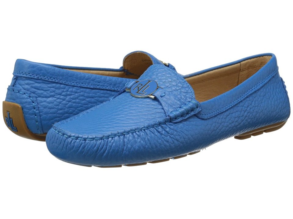 Carley (Costa Rica Blue Rockpile Tumble) Women's Slip on Shoes