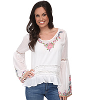 Tasha Polizzi - Flower Child Top