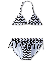 Kate Mack - Opposites Attract Swim Bikini Skirted (Little Kids)