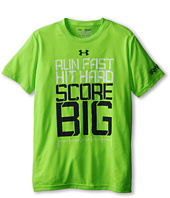 Under Armour Kids - Football Run Hit Score Tee (Big Kids)