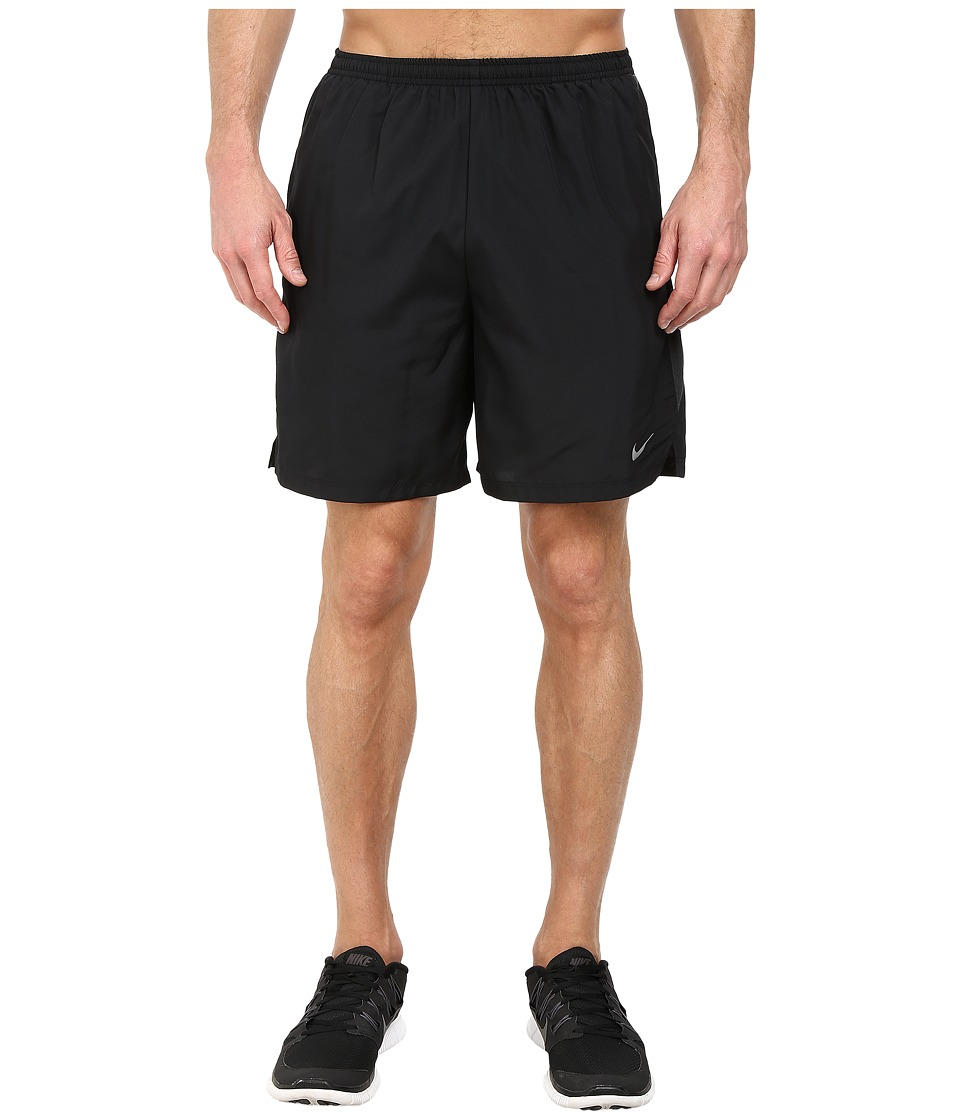 Nike 7 Challenger Short (Black/Anthracite) Men