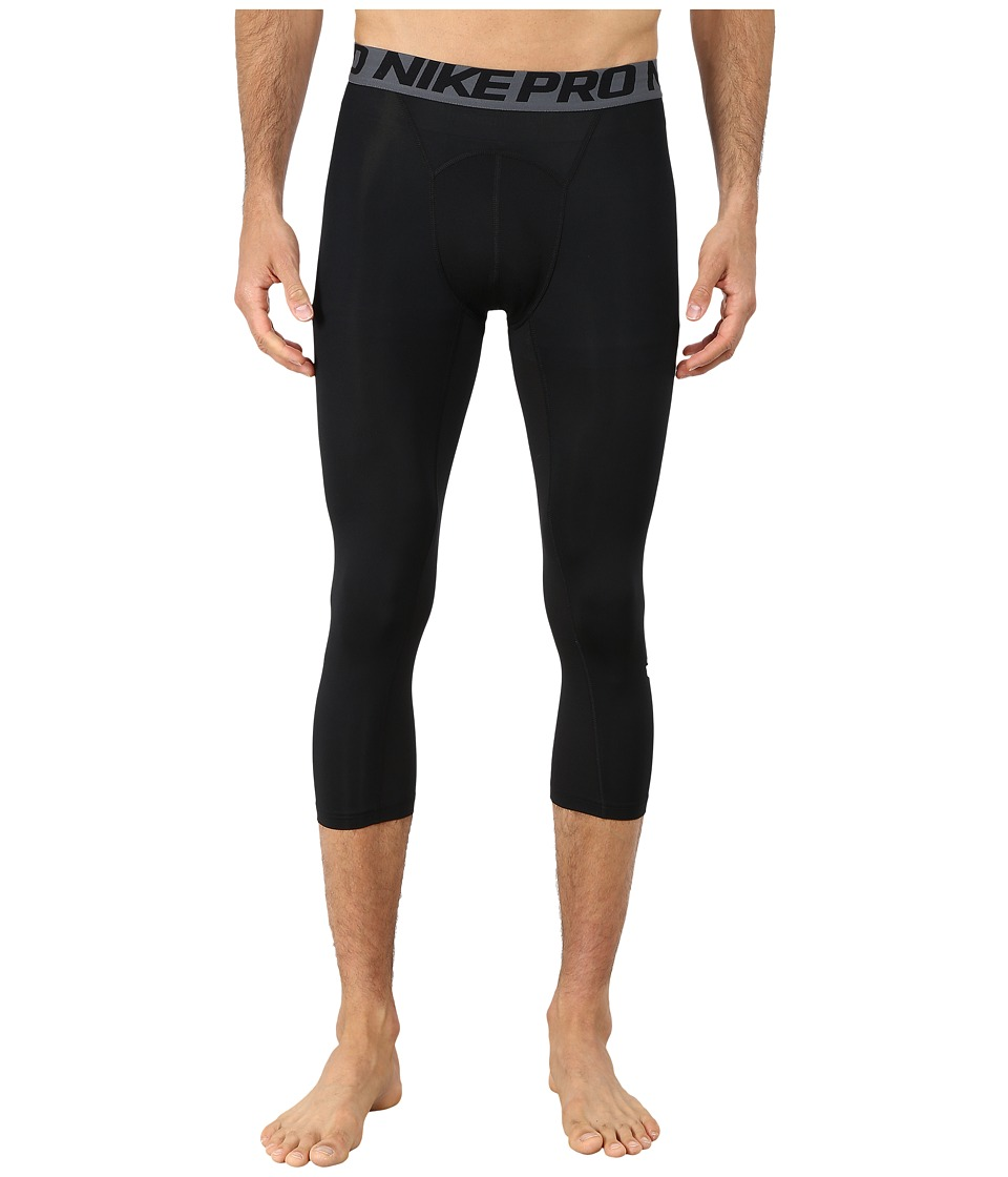 4e64a7a5e7 ... Compression Tights | UPC 885179923806 product image for Nike -  Hypercool Comp 3/4 Tight (Black/