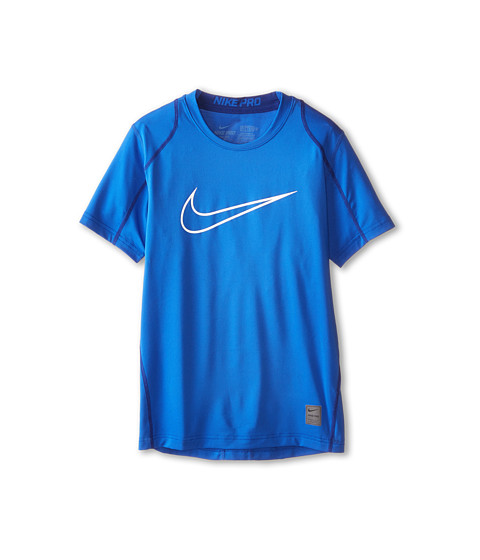 Nike Kids Cool HBR Fitted S/S Youth (Little Kids/Bigs Kids)