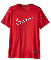 Nike Kids - Cool HBR Fitted S/S Youth (Little Kids/Bigs Kids)