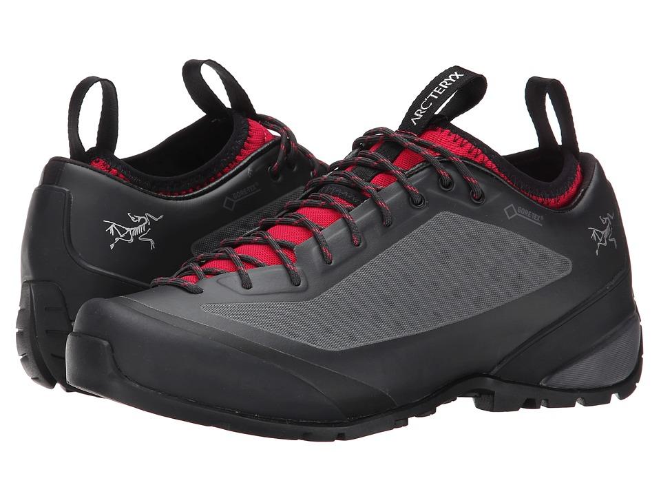 Arcteryx Acrux FL GTX Graphite/Orchid Womens Shoes
