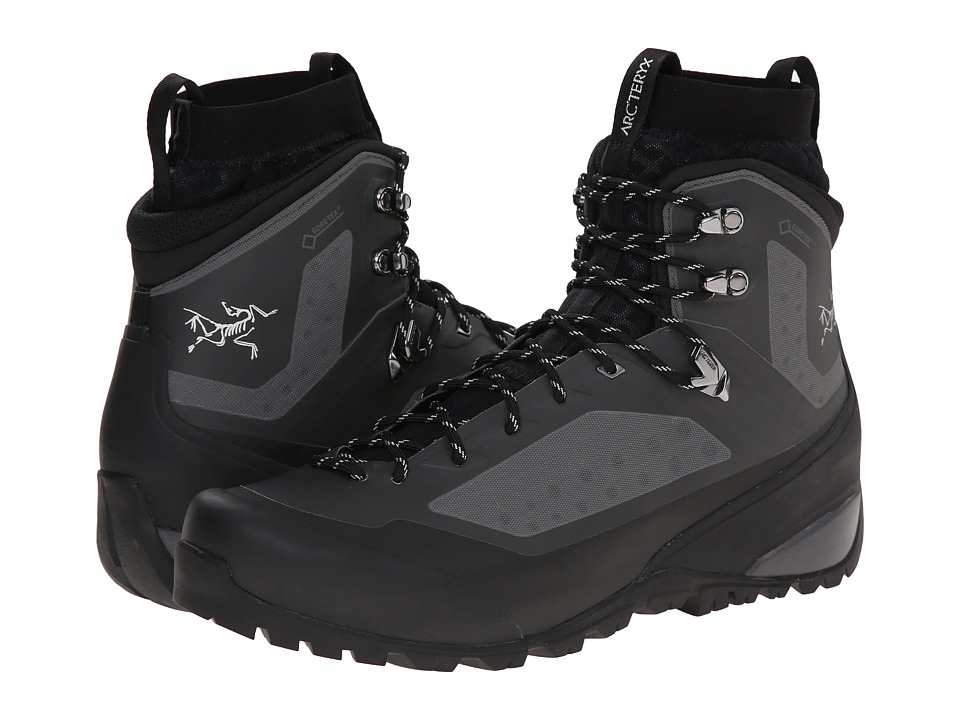 Arc'Teryx Bora Mid GTX(r) (Graphite/Black) Men's Shoes
