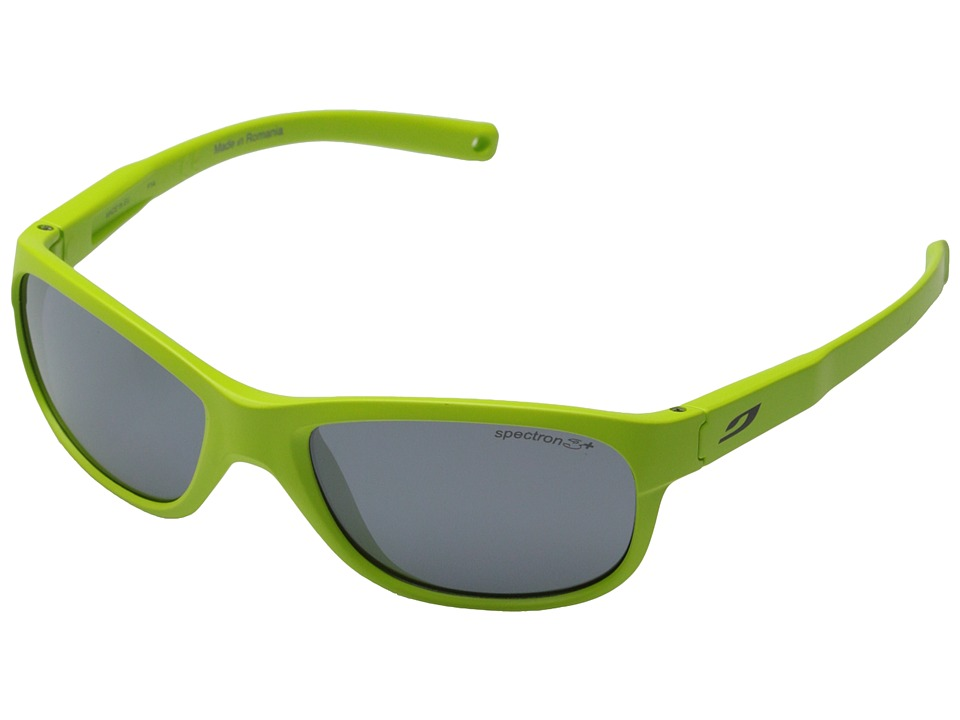 Julbo Eyewear Player Kids Sunglasses Green with Spectron 3 Lenses Sport Sunglasses