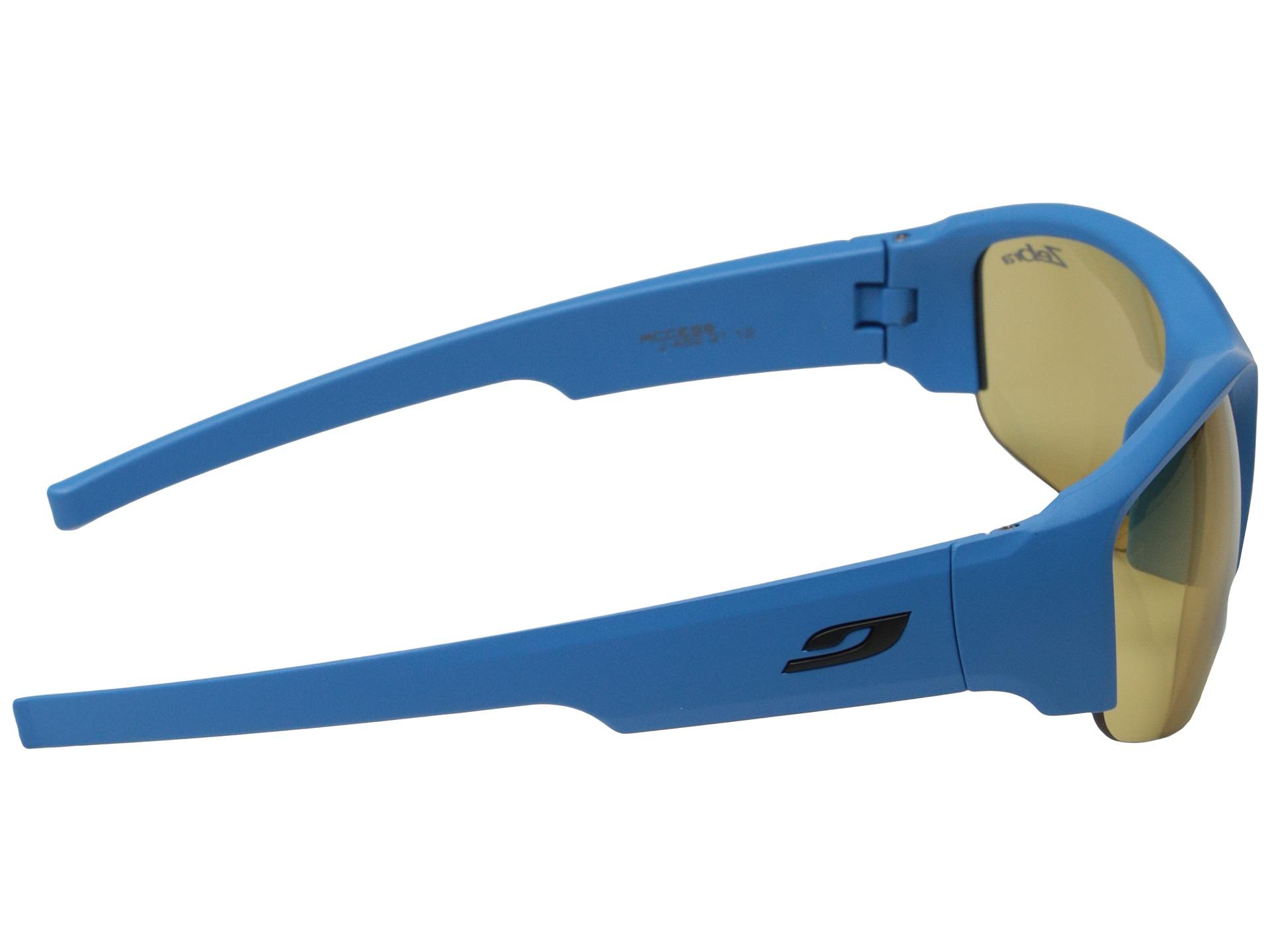 d00d80ffd7 Julbo Eyewear Access Sunglasses Blue With Zebra Lenses