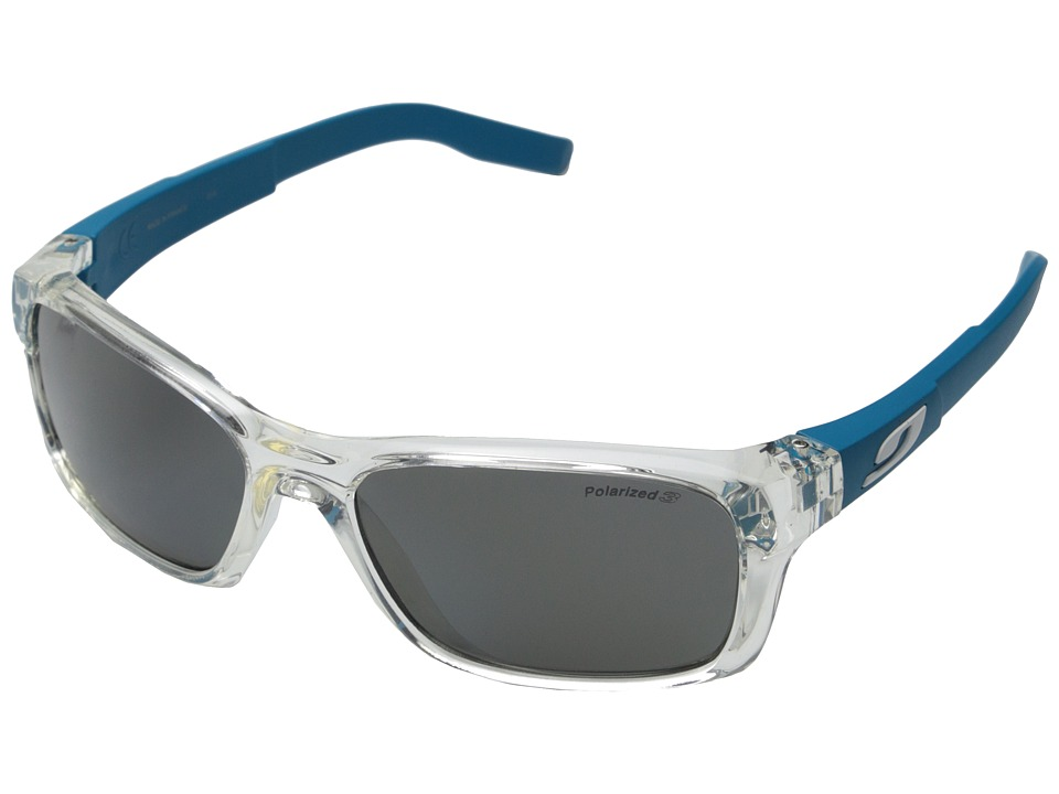 Julbo Eyewear Cobalt Sunglasses (Crystal Blue with Polarized 3 Lenses) Sport Sunglasses