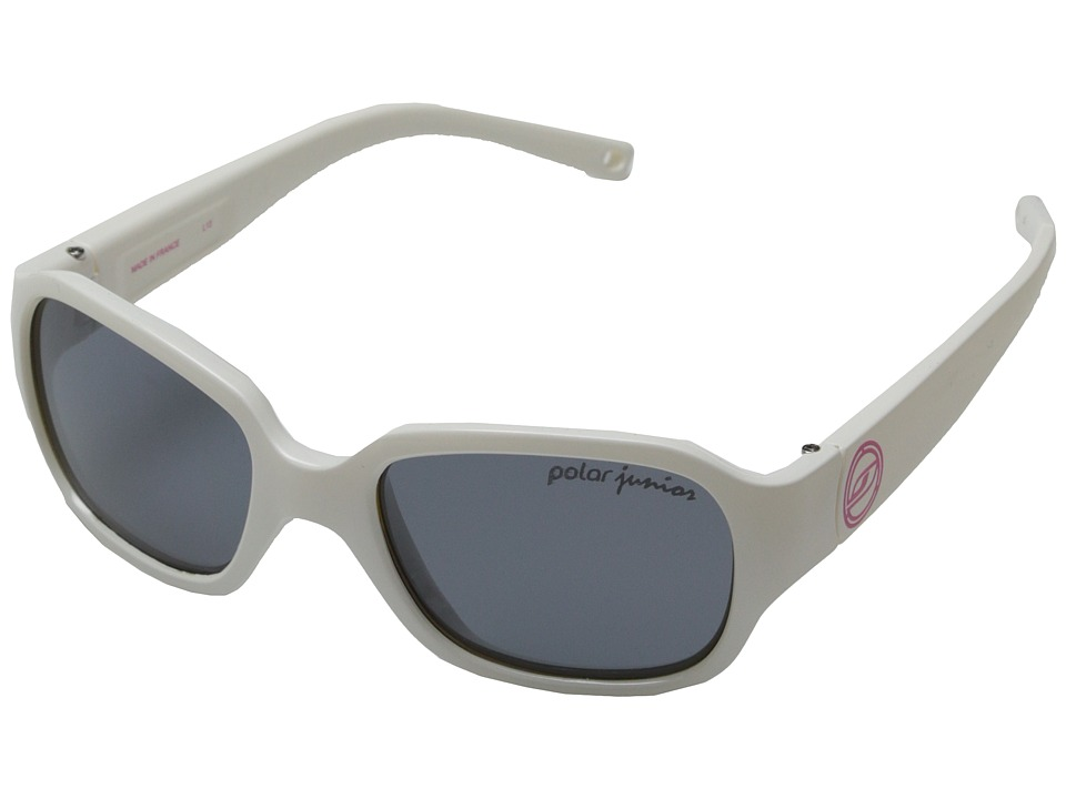 Julbo Eyewear Diana Kids Sunglasses White with Kids Polarized Lenses Sport Sunglasses