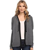 DKNY Jeans - Premium Boxy Zip Hoodie