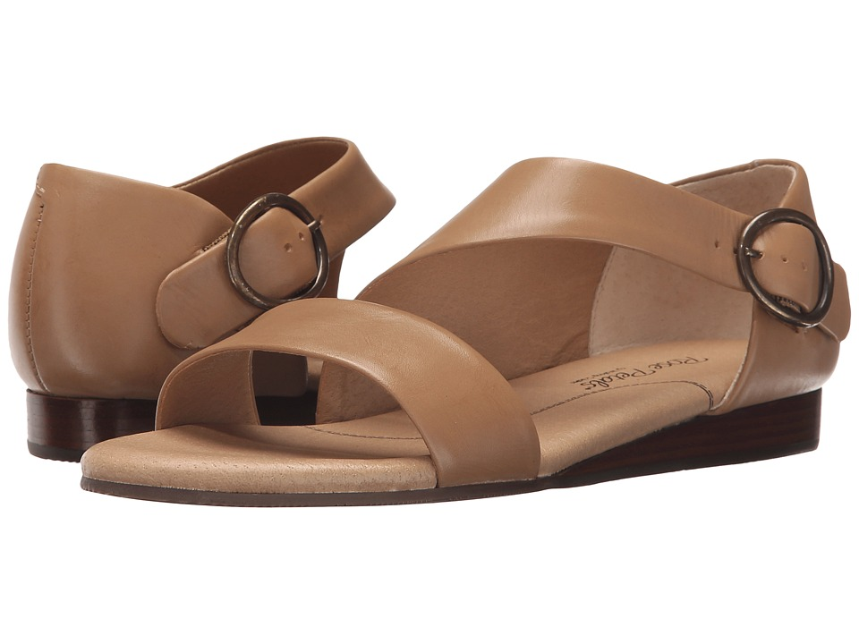 Rose Petals Fleet New Nude New Softy Womens Sandals