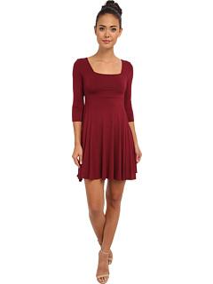 Dakota 3/4 Sleeve Dress