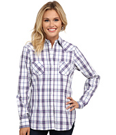 Roper - 9537 Blue Berry Plaid